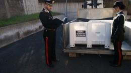 macello clandestino carabinieri