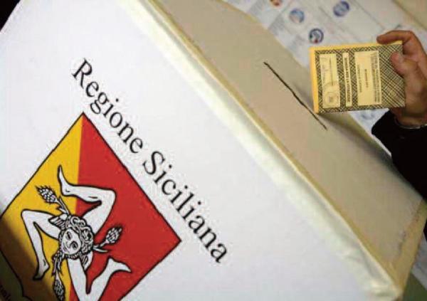 Regionali Sicilia, corsa a cinque per la presidenza